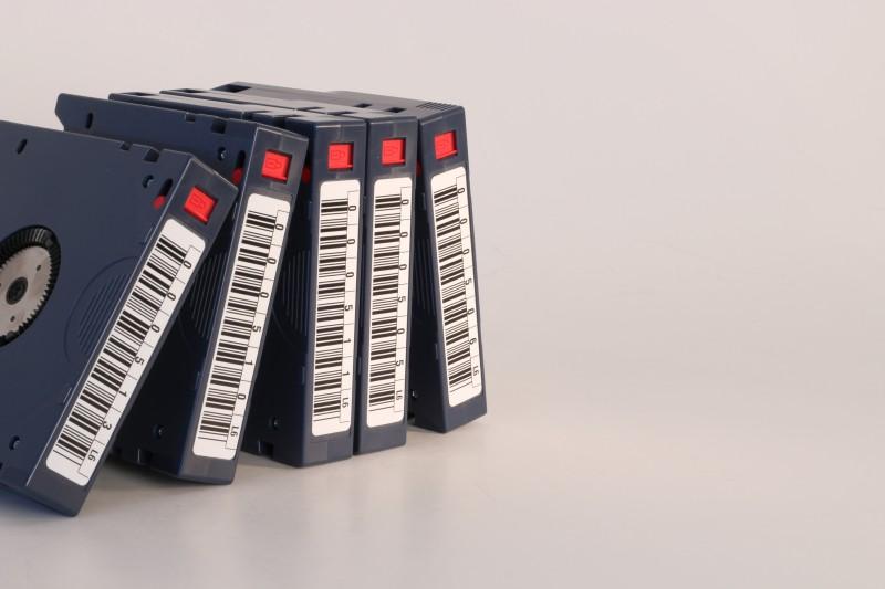 Datenträgeretiketten