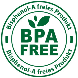 BPA-FREE - Bisphenol-A freies Produkt