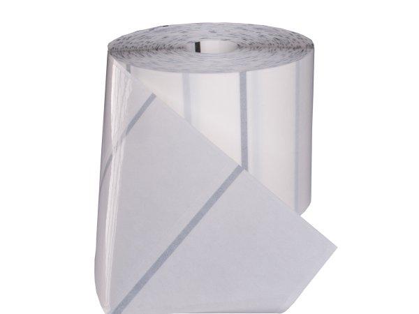 """Anwendung: Schutzetiketten Material:Schutzetikett & schwarz Größe:76x51mm Kopfzeile:""""ohne"""" Stellenanzahl:ohne Menge:1000"""