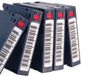 """Anwendung: Cleaning Cartridge Etiketten Material:Polyethylen-Folie weiß matt opak Größe:77x16mm Kopfzeile:""""ohne"""" Barcode:Code 39 ohne Prüfziffer..."""
