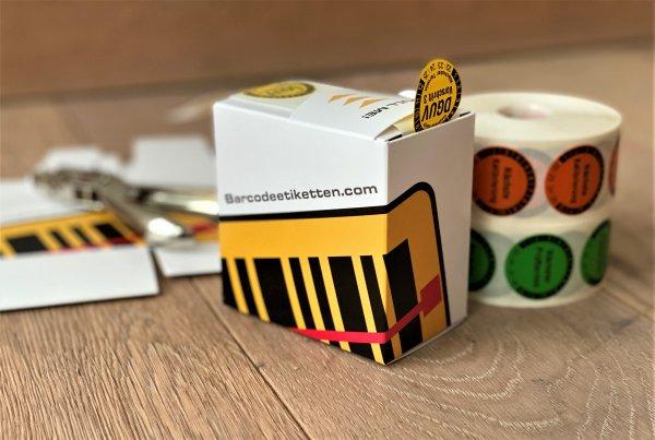 """Etikettenspender Material:Etikettenspender Größe:Small Kopfzeile:""""ohne"""" Barcode:ohne Stellenanzahl:ohne Ausführung:1 Etikett pro Nummer Menge:1"""