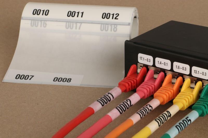 kabel-etiketten